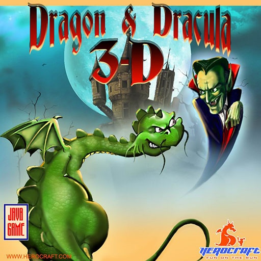 Dragon and dracula 3d title fixed