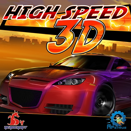 High speed 3d title fixed