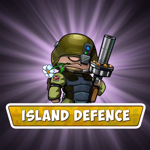 Island defence title