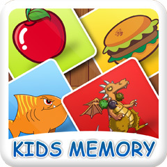 Touch kids memory 240x240