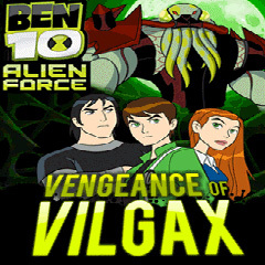 Touch ben10 vengeance preview 240x240