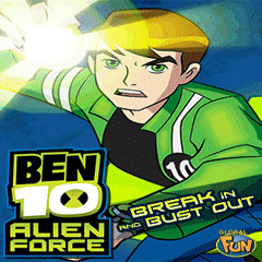 Touch ben10 alien force preview 240x240