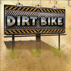 Touch dirt bike title 240