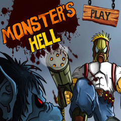 Touch monster hell splash 256x256