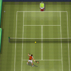 Touch protennis2014 screen 240x240 4
