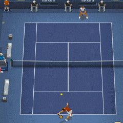 Touch protennis2014 screen 240x240 2