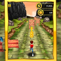 Touch 3d jungle run 1