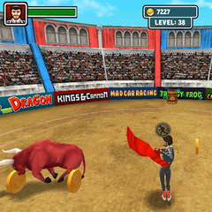 Touch bull fighter 4
