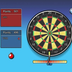 Touch dart champion 3 fixed3