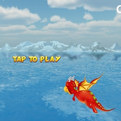 Touch flap the dragon 3 fixed3