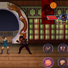 Touch kung fu combat 2 fixed3