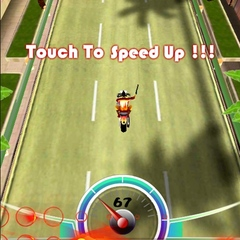 Touch turbo moto 3d 3 fixed3