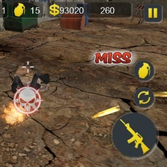 Touch zombie sniper 3d 3 fixed3