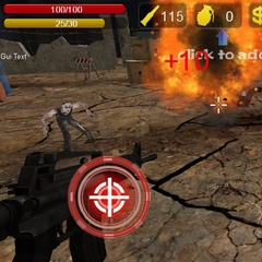 Touch zombie sniper 3d 4 fixed3