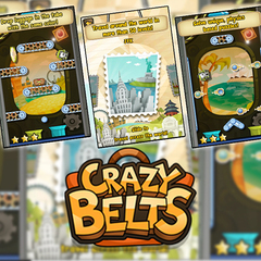 Touch crazybelts title
