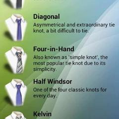 Touch 4 how to tie a tie 2.3.3
