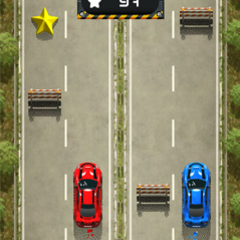 Touch streetdriver html5 screen 240x320 2