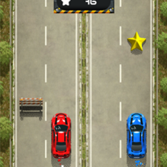 Touch streetdriver html5 screen 240x320 4