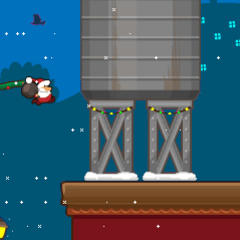 Touch santarun html5 screen 240x320 4
