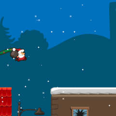Touch santarun html5 screen 240x320 6