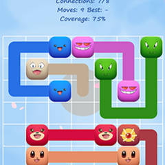 Touch monstergo html5 screen 240x320 3