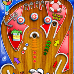Touch popeyepinball screenshot 240x320 en 03